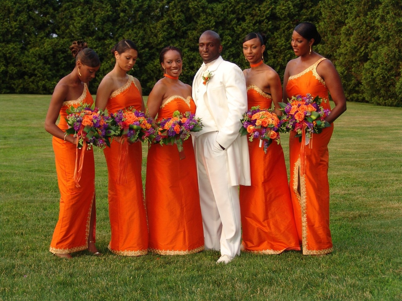 Ladies, How About An African-inspired Wedding? - Zambia Wedding