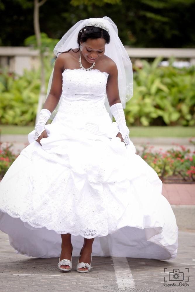 Zambian Wedding Gowns 106