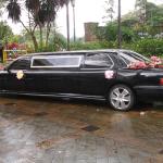 Lusaka Wedding Limo or Car Hire