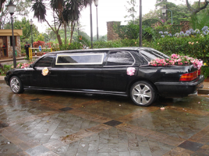 Zambia Wedding Limo or Car Hire